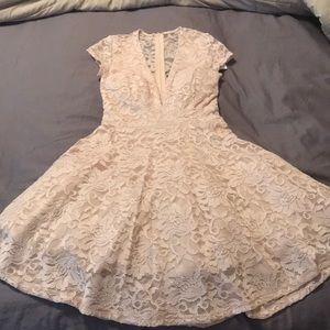 """La Scala """"Lace"""" Dress NWT"""